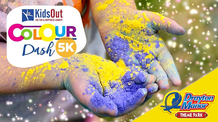 KidsOut Colour Dash 2021 image