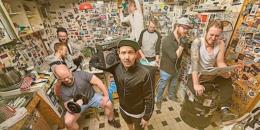 Tequila & the Sunrise Gang - Bochum