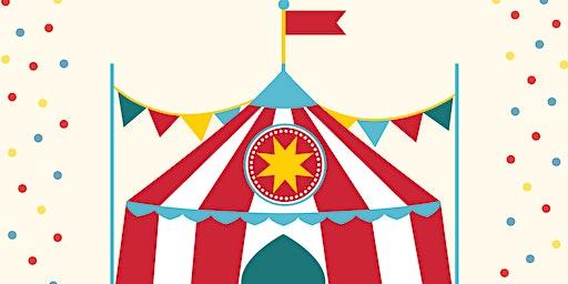 Luna Park Di Carnevale al Mercatino