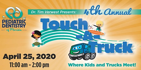 4th Annual Touch-A-Truck Fort Myers tickets