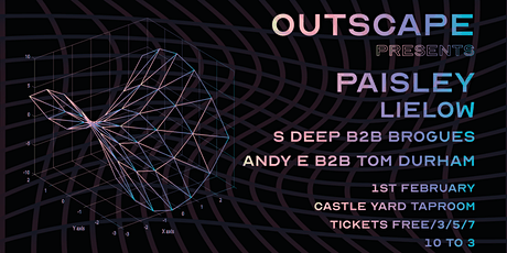 Outscape Presents: Paisley tickets