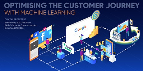 Optimising the Customer Journey with Machine Learning tickets