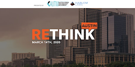 ReThink Austin 2020 at SXSW tickets