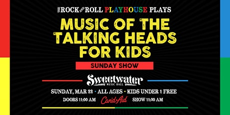 Music of the Talking Heads for Kids tickets