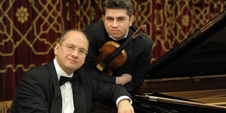 Illustrious Virtuosos Remus Azoiței and Eduard Stan in the Enescu Concerts tickets