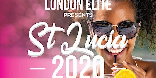 London Elite @ St Lucia Jazz Festival 2020