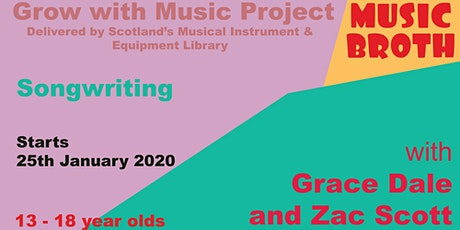 Grow with Music - Songwriting tickets