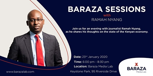 Baraza Sessions With Ramah Nyang