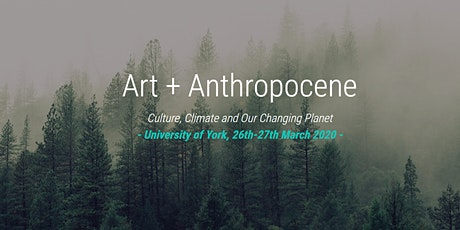 Art + Anthropocene tickets
