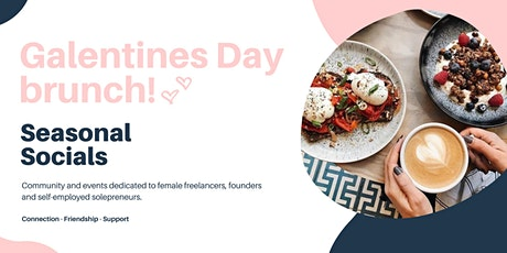Seasonal Socials Galentine's Day Brunch tickets