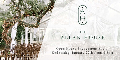 The Allan House Open House tickets