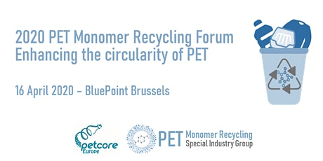 2020 PET Monomer Recycling Forum tickets