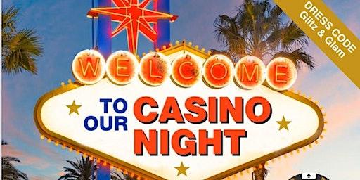 Casino Night in support of Elena Baltacha Foundation