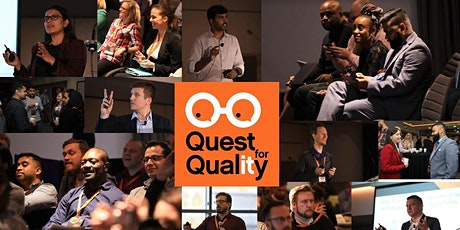 Quest for Quality Conference 2020 tickets