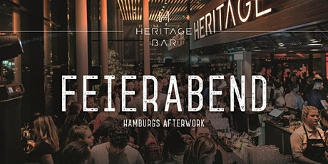 FEIERABEND - Hamburgs Afterwork tickets