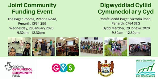 Joint Community Funding Event