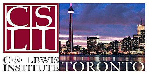 CS Lewis Institute Toronto - Special Event