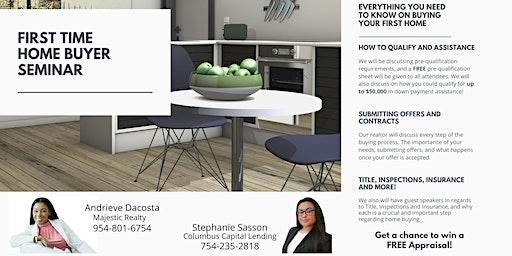 First Home Buyer's Seminar