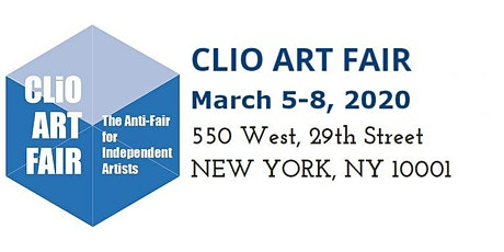 Clio Art Fair March 2020 VIP Opening Reception tickets