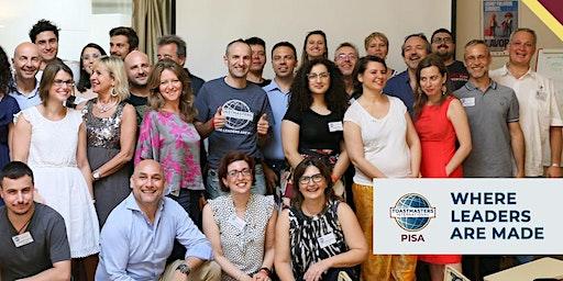 Incontro di Public Speaking: Club Toastmasters Pisa
