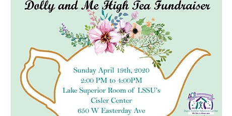 Dolly and Me High Tea tickets