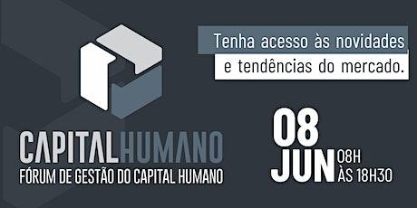 Fórum de Gestão do Capital Humano 2020 ingressos