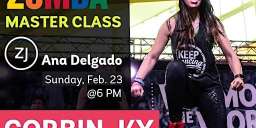 Zumba Master Class w/ ZJ Ana Delgado - Corbin, KY