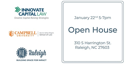 Business Law Clinic Open House