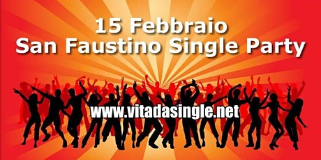 San Faustino Single Party© 2020 MILANO - Festa dei single biglietti
