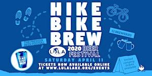 Hike Bike Brew: Lula Lake Beer Festival