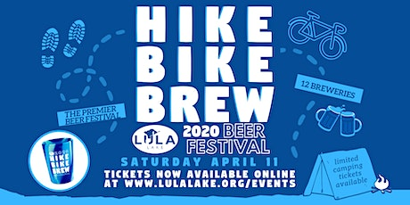 Hike Bike Brew: Lula Lake Beer Festival tickets