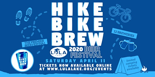 Hike Bike Brew: Lula Lake Beer Festival