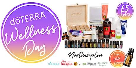 Wellness Day with dōTERRA Essential Oils Northampton tickets