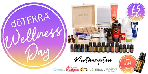 Wellness Day with dōTERRA Essential Oils Northampton