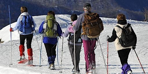 Balade en raquettes à neige sur les chaumes du Hohneck !