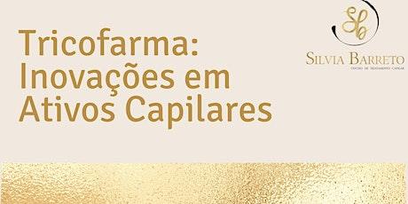 Tricofarma: Inovação em Ativos Capilares  ingressos