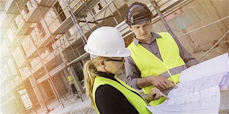 Construction Management Degree Open Evening tickets