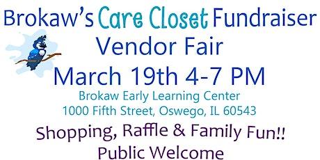 Brokaw Care Closet Fundraiser tickets