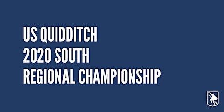 USQ 2020 South Regional Championship tickets