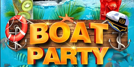 All White Boat Party 2020 tickets