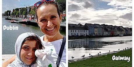 Englishforfamily Irlanda - Presentazione Programma Estate/Pasqua 2020 biglietti