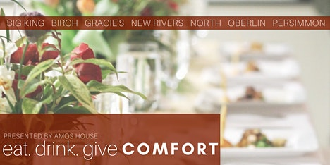 COMFORT 2020 - A Dining Event to Benefit Amos House