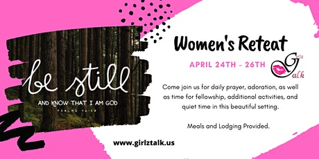 Girlztalk Women's Retreat entradas