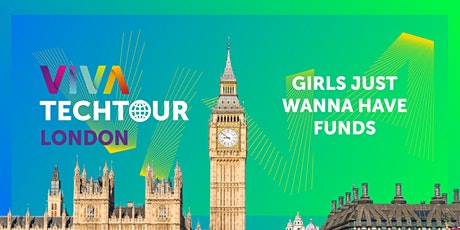 VivaTech Tour in London: Girls Just Wanna Have Funds tickets