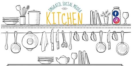 Die zweite imGrätzl Social Media Kitchen Tickets