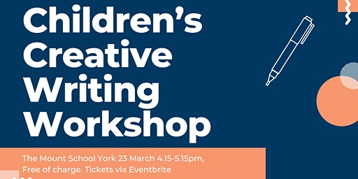 Children's Creative Writing Workshop