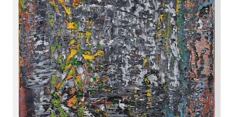 The colour chart pictures of Gerhard Richter
