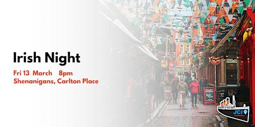 JCI Southampton Irish Night