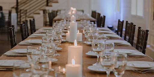 Cider Pairing- Full Table