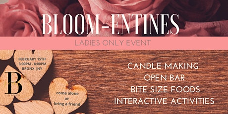 BLOOM-ENTINES tickets